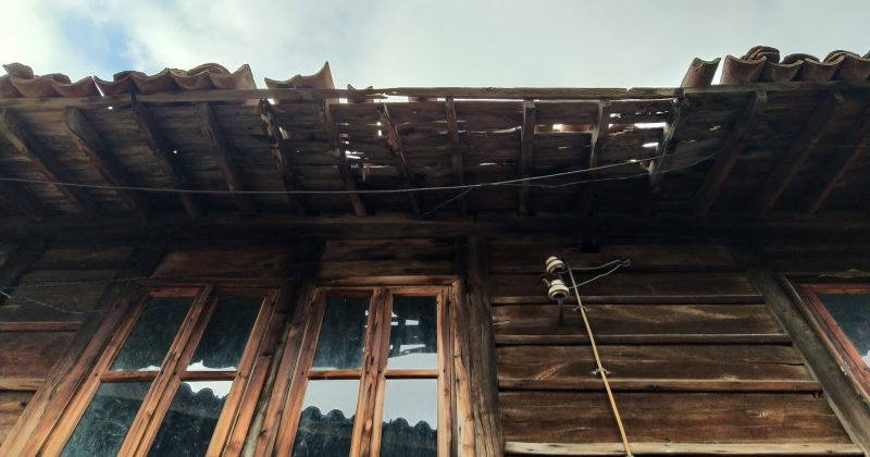 Architectural documentation of vernacular timber architecture,Kotel, Bulgaria
