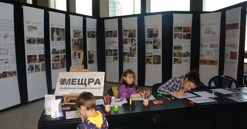 Meshtra participating at the STROIKO 2000 Trade Fair